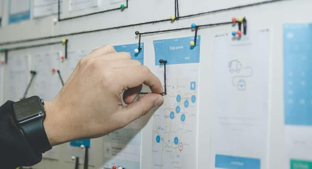 起業 したい けど アイデア が ない ポジショニングマップ