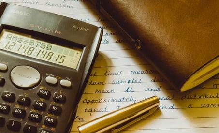 損益分岐点比率の計算方法と計算例