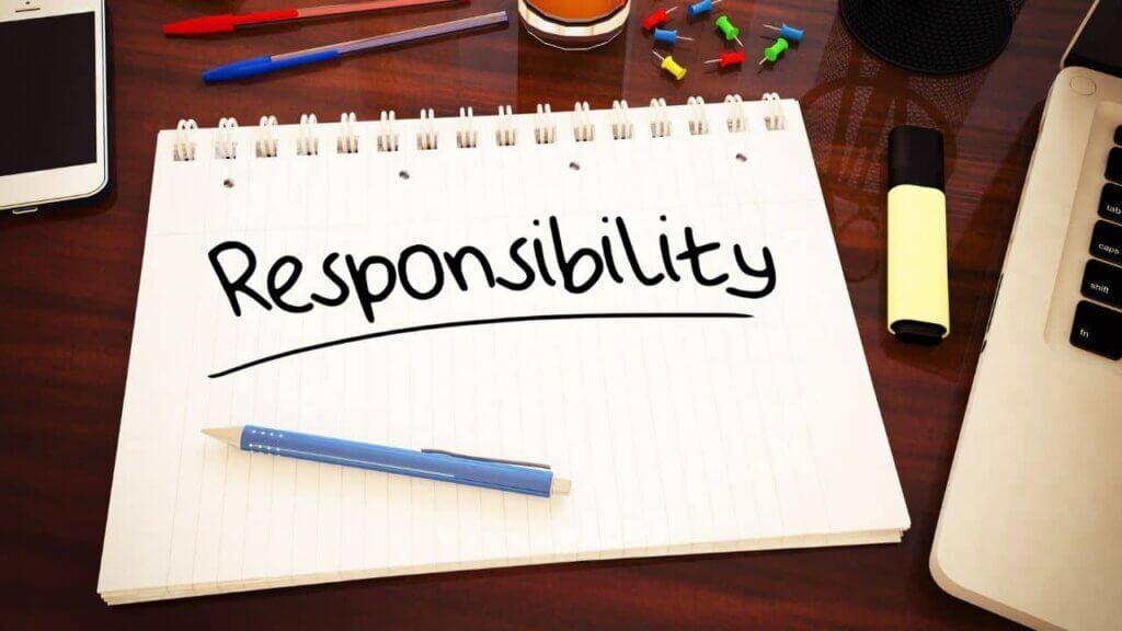 自営業とは 責任感がある