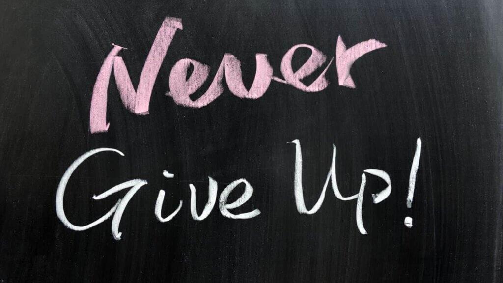 自営業とは 失敗しても諦めない