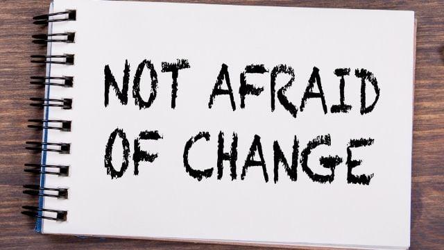 脱サラ 変化することを恐れない