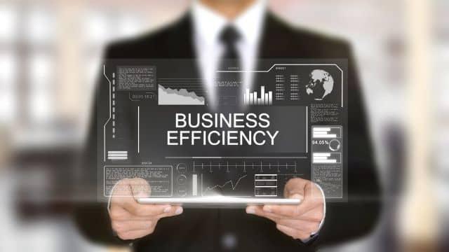 原価率 業務の効率化