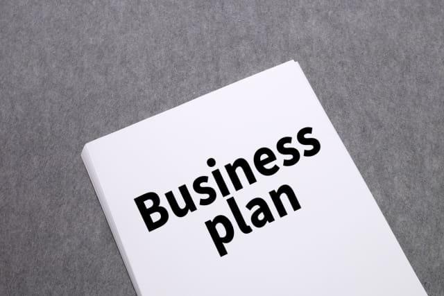 脱サラ 事業計画を作成する